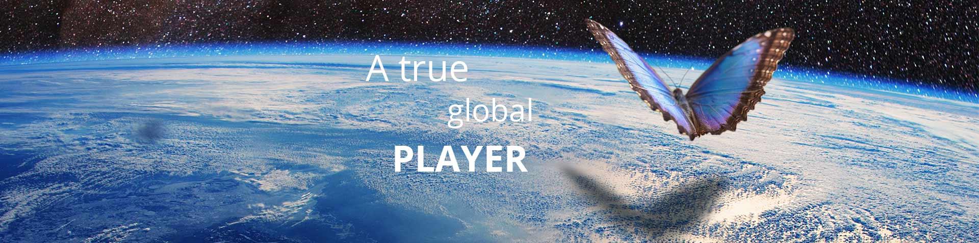 Global Morpho Pharma - A true global player